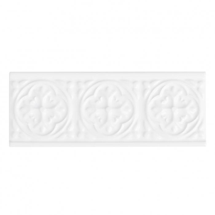 ADEX-ADST4001-RELIEVE-PALM BEACH  -7.5 cm-19.8 cm-STUDIO>SNOW CAP