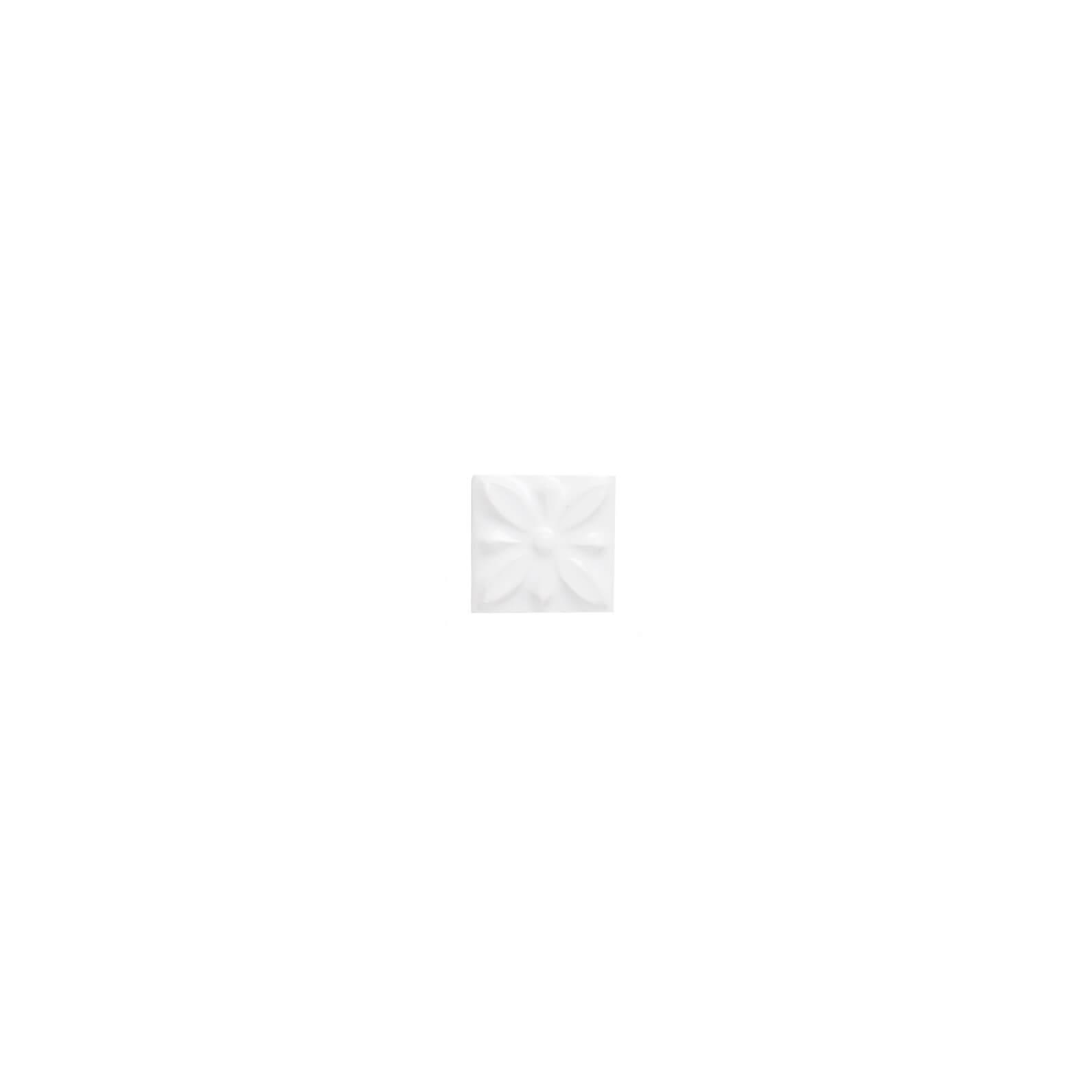 ADST4053 - TACO RELIEVE FLOR Nº 1 - 3 cm X 3 cm
