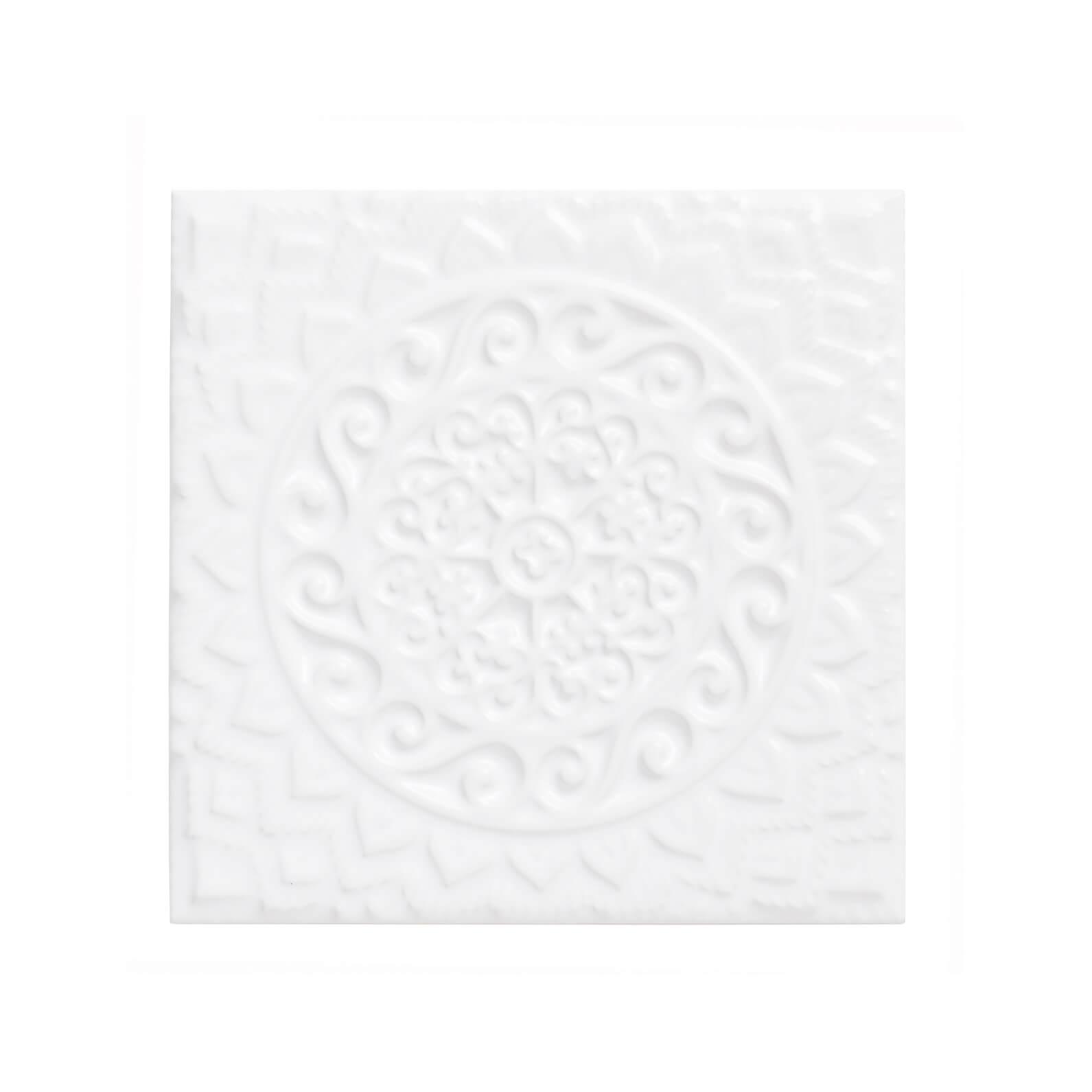 ADST4074 - RELIEVE MANDALA UNIVERSE - 14.8 cm X 14.8 cm