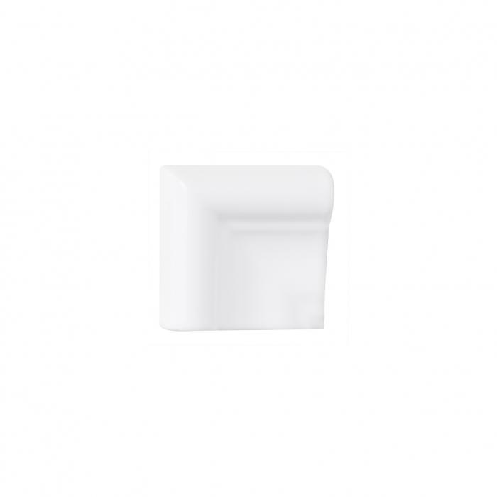 ADEX-ADST5164-ANGULO-MARCO CORNISA  -7.5 cm-19.8 cm-STUDIO>SNOW CAP