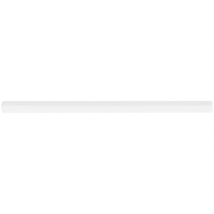 ADEX-ADST5173-BULLNOSE-TRIM   -0.75 cm-19.8 cm-STUDIO>SNOW CAP