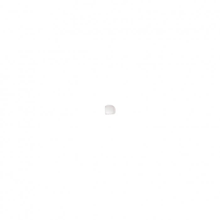ADEX-ADST5174-ANGULO-BULLNOSE TRIM  ---STUDIO>SNOW CAP