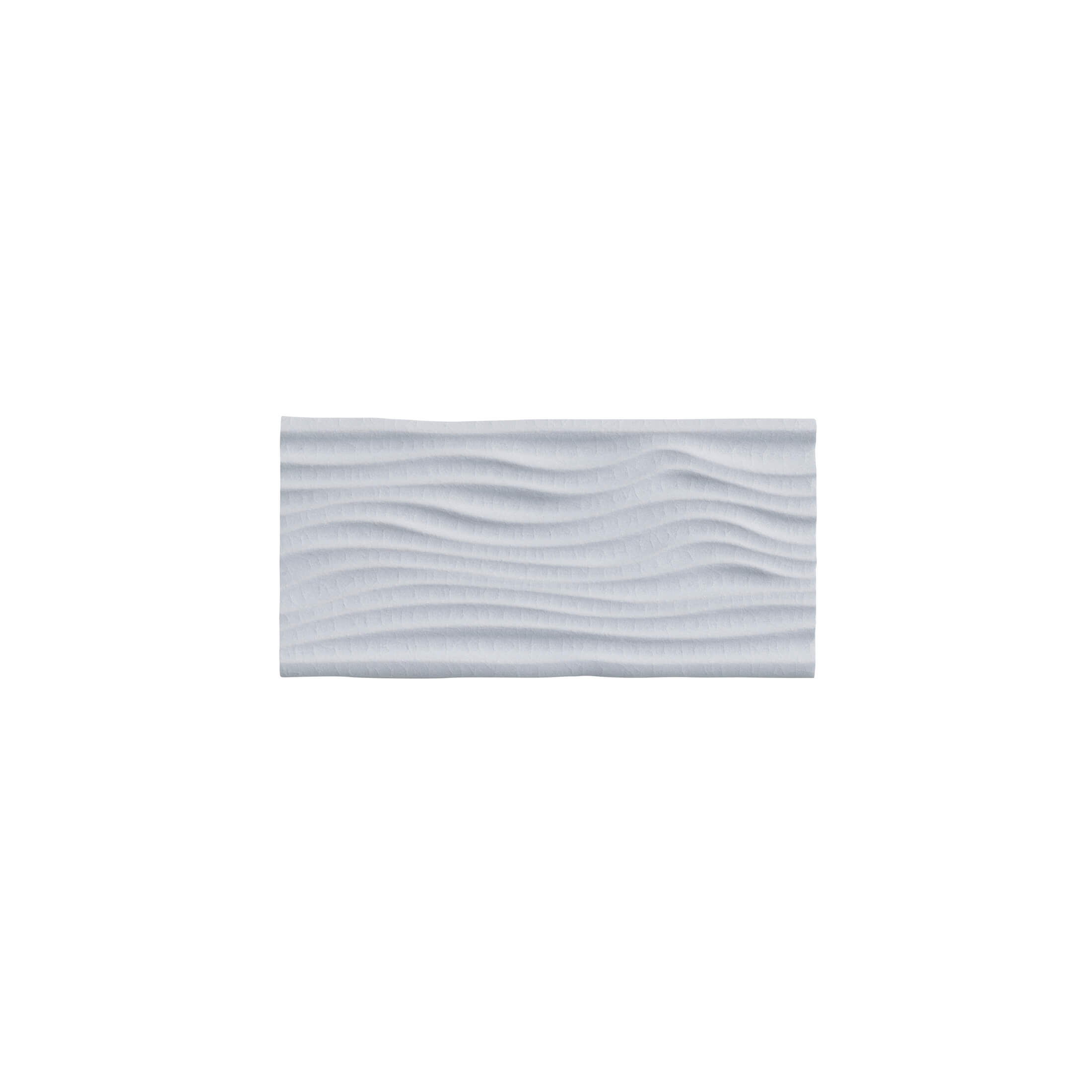 ADEH1017 - LISO WAVES - 7.5 cm X 15 cm