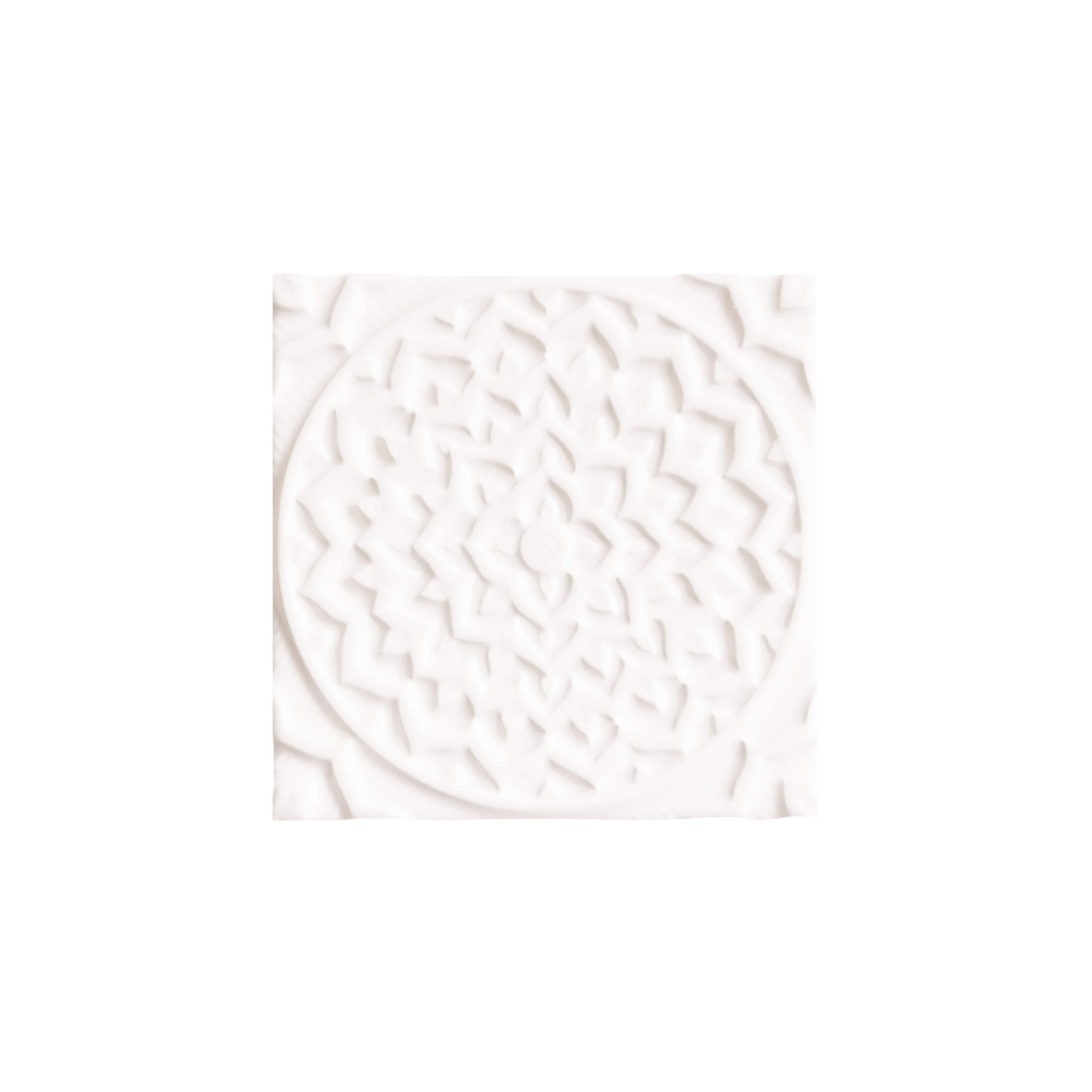 ADEH4001 - RELIEVE MANDALA COSMOS - 15 cm X 15 cm