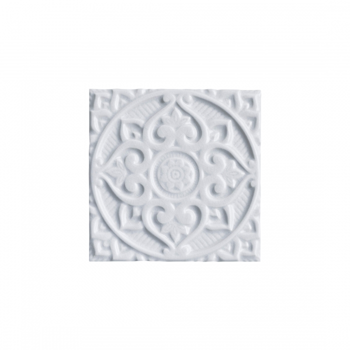 ADEX-ADEH4012-RELIEVE-MANDALA ENERGY-15 cm-15 cm-EARTH>MORNING SKY