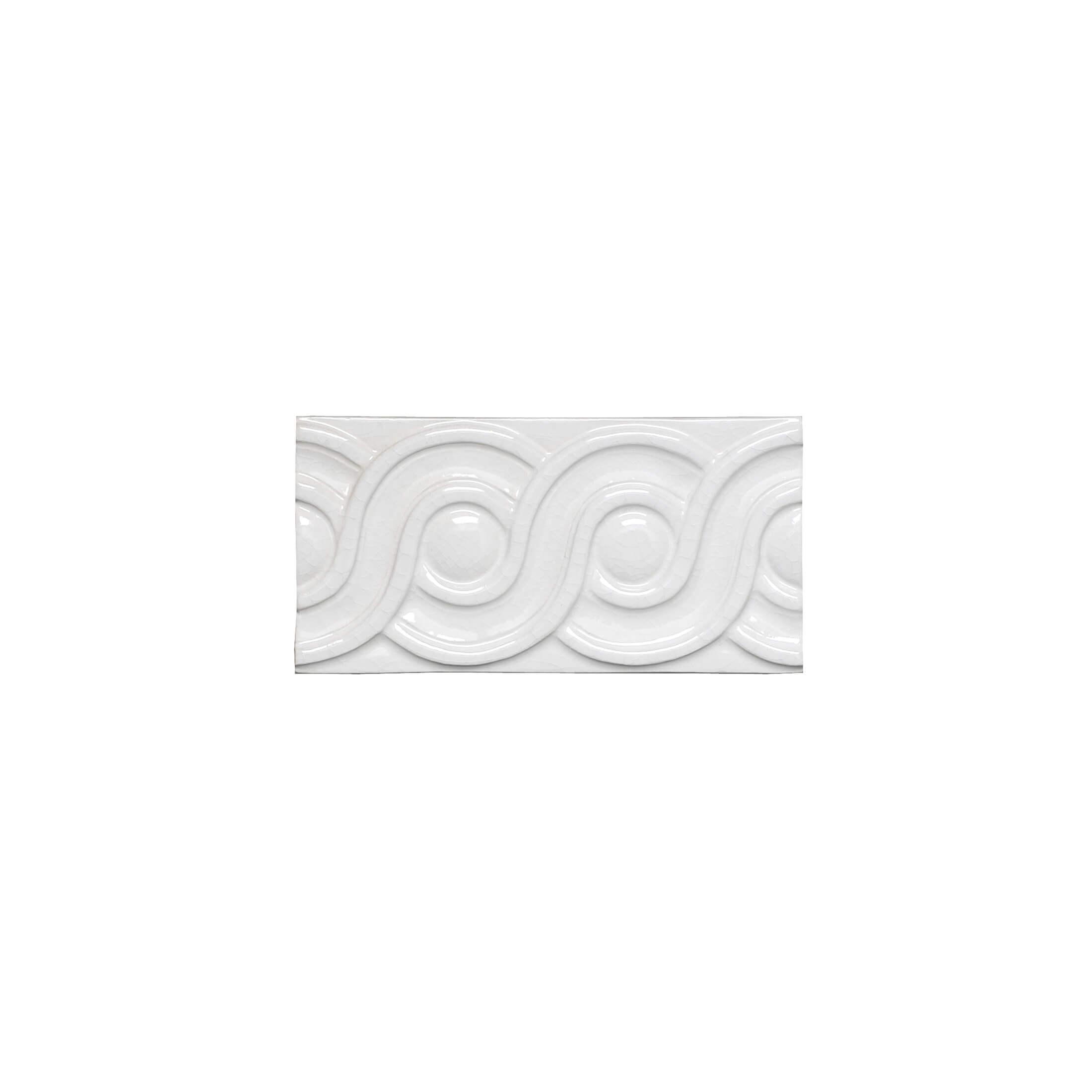 ADMO4078 - RELIEVE CLASICO C/C - 7.5 cm X 15 cm