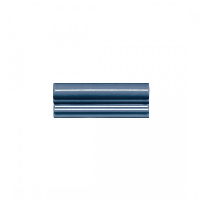 ADEX-ADMO5165-MOLDURA-ITALIANA PB C/C  -5 cm-15 cm-MODERNISTA>AZUL OSCURO