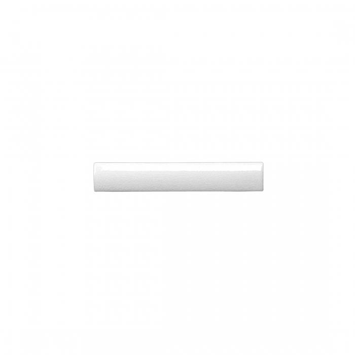 ADEX-ADMO5173-CUBRECANTO-PB C/C   -2.5 cm-15 cm-MODERNISTA>BLANCO