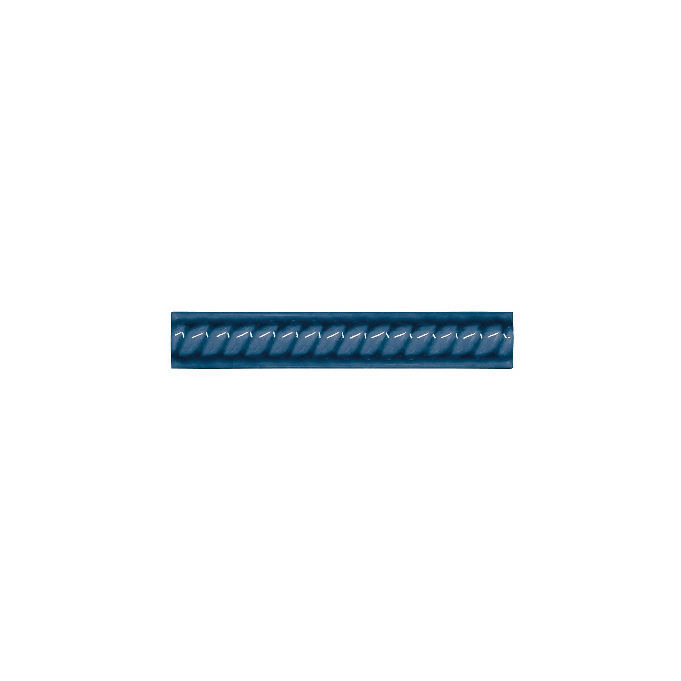 ADMO5183 - TRENZA PB C/C - 2.5 cm X 15 cm