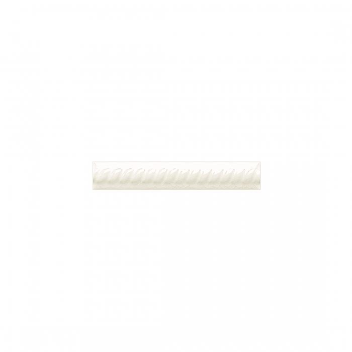 ADEX-ADMO5186-TRENZA-PB C/C   -2.5 cm-15 cm-MODERNISTA>MARFIL