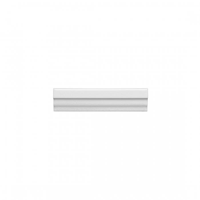 ADEX-ADMO5220-CORNISA-CLASICA C/C   -3.5 cm-15 cm-MODERNISTA>BLANCO