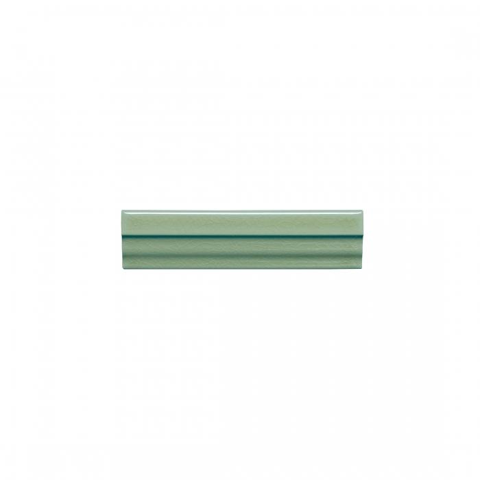 ADEX-ADMO5222-CORNISA-CLASICA C/C   -3.5 cm-15 cm-MODERNISTA>VERDE CLARO