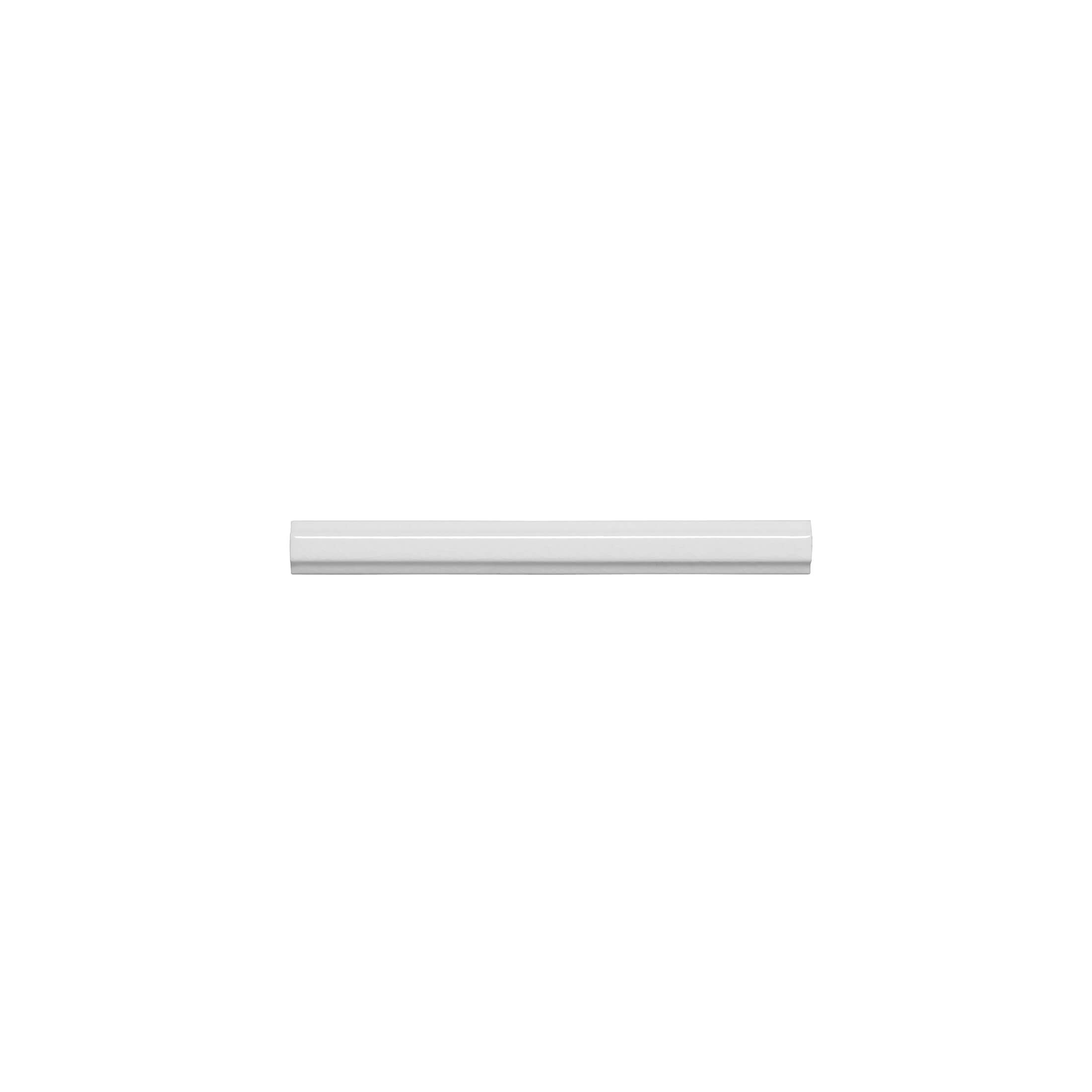 ADEX-ADMO5265-LISTELO-CLASICO C/C   -1.7 cm-15 cm-MODERNISTA>BLANCO