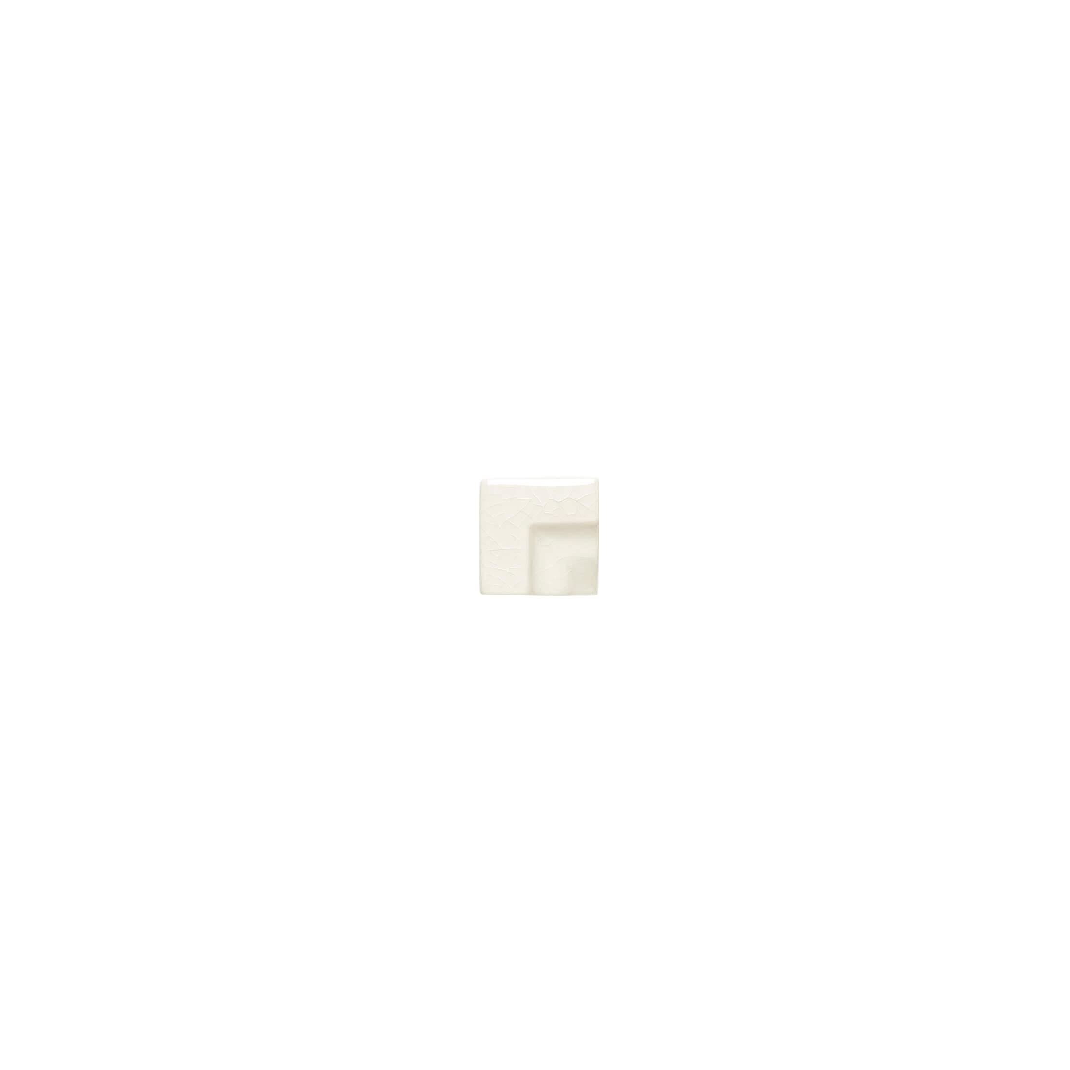 ADEX-ADMO5402-ANGULO-MARCO CORNISA CLASICA C/C -3.5 cm-15 cm-MODERNISTA>MARFIL