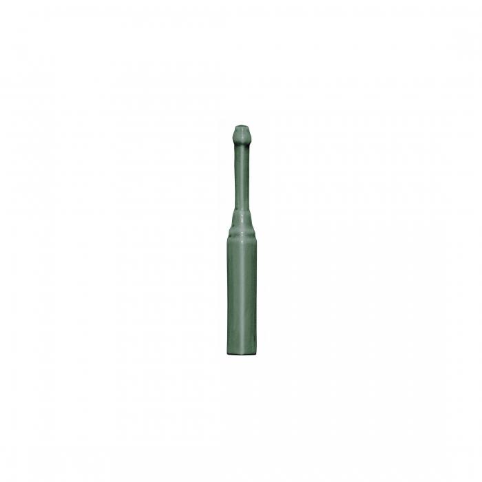 ADEX-ADMO5415-ANGULO-EXTERIOR RODAPIE CLASICO C/C -15 cm-15 cm-MODERNISTA>VERDE OSCURO