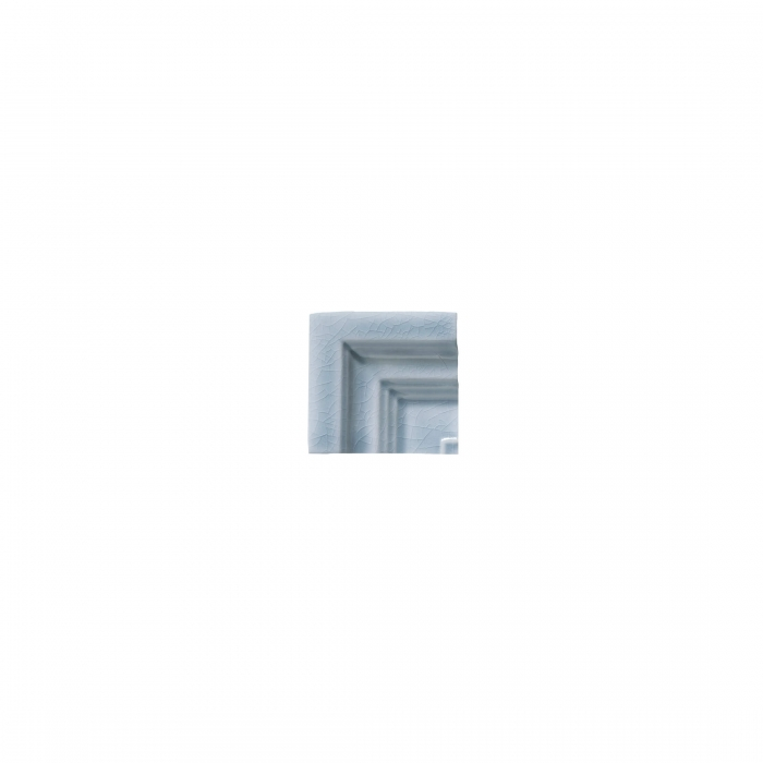 ADEX-ADMO5446-ANGULO-MARCO CORNISA CLASICA C/C -5 cm-20 cm-MODERNISTA>STELLAR BLUE