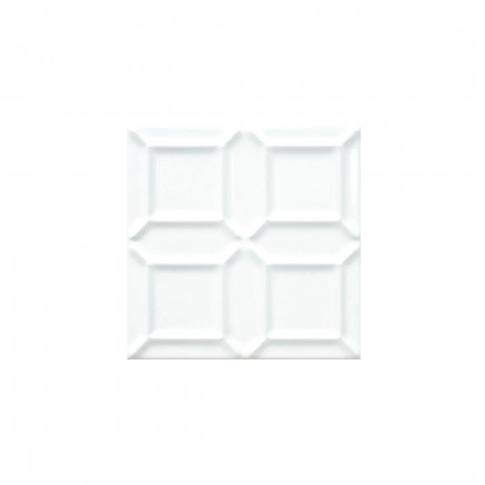 ADEX-ADNE1109-LISO-EDGE  -15 cm-15 cm-NERI>BLANCO Z