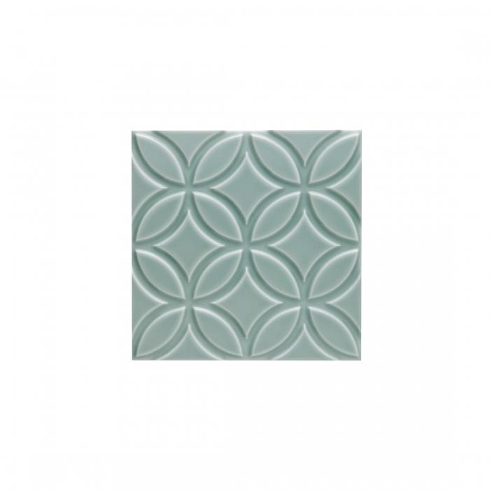 ADEX-ADNE4147-LISO-BOTANICAL  -15 cm-15 cm-NERI>SEA GREEN
