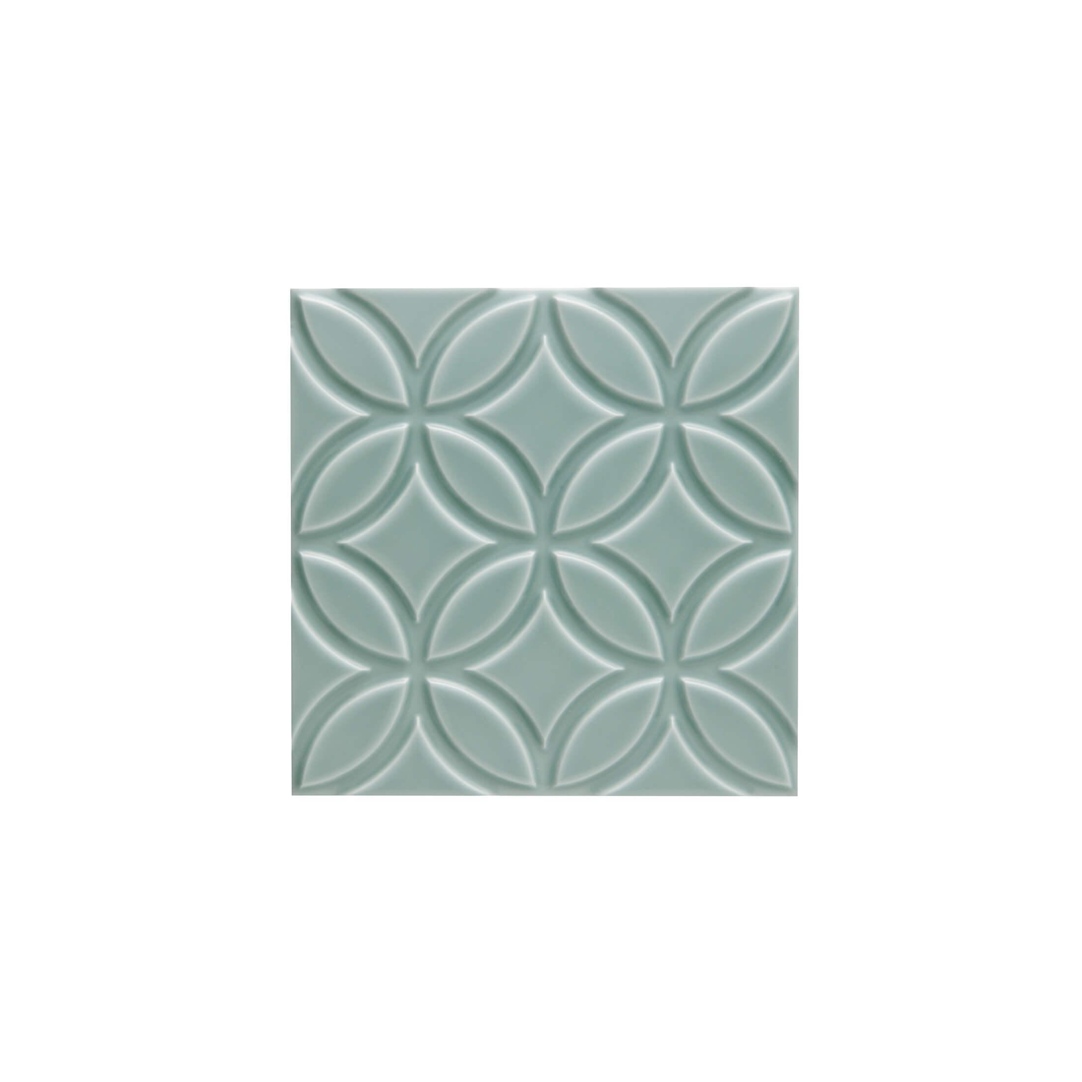 ADNE4147 - LISO BOTANICAL - 15 cm X 15 cm