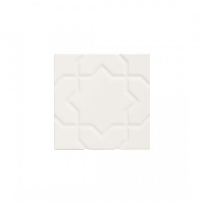 ADEX-ADNE4152-LISO-STAR  -15 cm-15 cm-NERI>BISCUIT