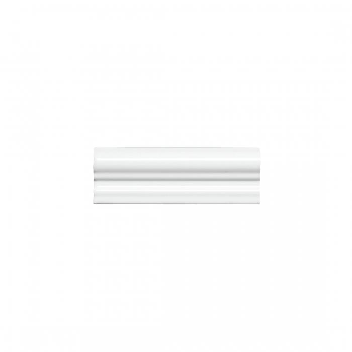 ADEX-ADNE5140-MOLDURA-ITALIANA PB -5 cm-15 cm-NERI>BLANCO Z