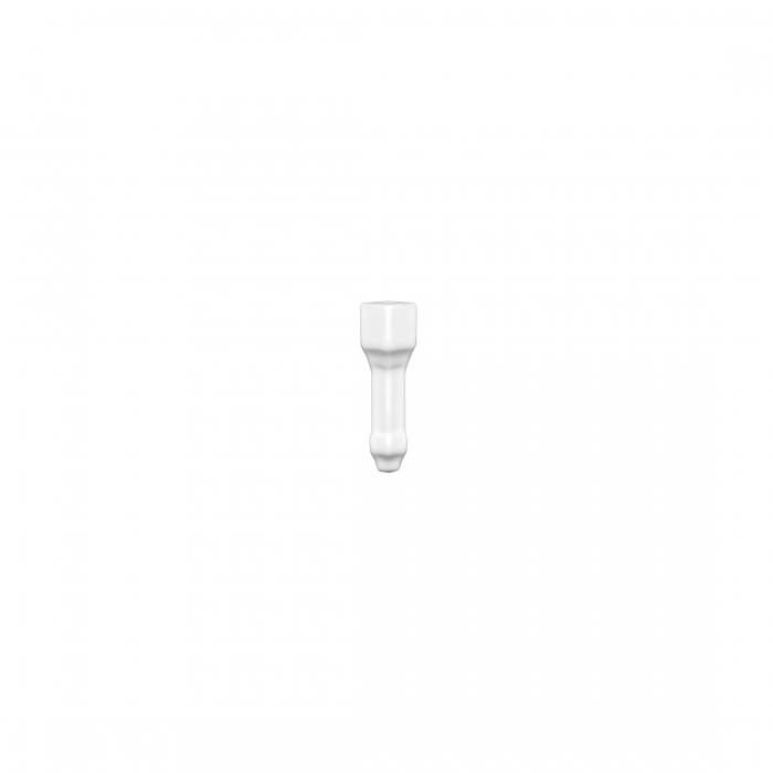 ADEX-ADNE5368-ANGULO-EXTERIOR CORNISACLASICA -7.5 cm-15 cm-NERI>BLANCO Z