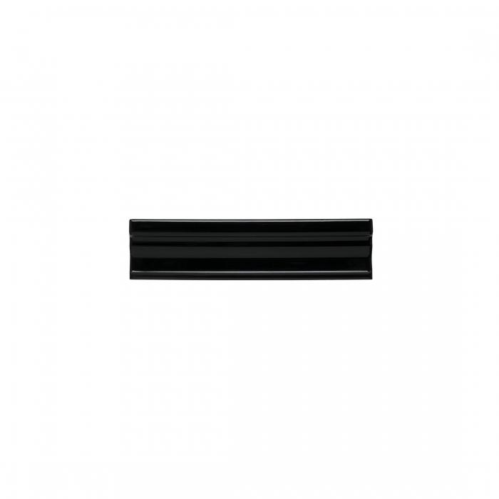 ADEX-ADNE5439-CORNISA-CLASICA  -3.5 cm-15 cm-NERI>NEGRO