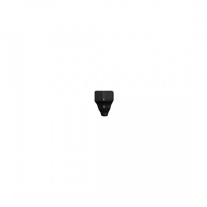 ADEX-ADNE5441-ANGULO-EXTERIOR CORNISACLASICA -3.5 cm-15 cm-NERI>NEGRO