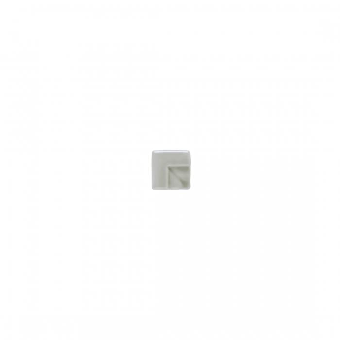 ADEX-ADNE5486-ANGULO-MARCO CORNISACLASICA -3.5 cm-15 cm-NERI>SILVER MIST