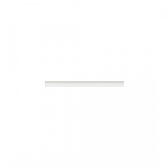 ADEX-ADNE5574-BULLNOSE-TRIM  -0.85 cm-15 cm-NERI>BLANCO Z