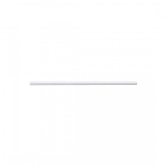 ADEX-ADNE5575-BULLNOSE-TRIM  -0.85 cm-20 cm-NERI>BLANCO Z
