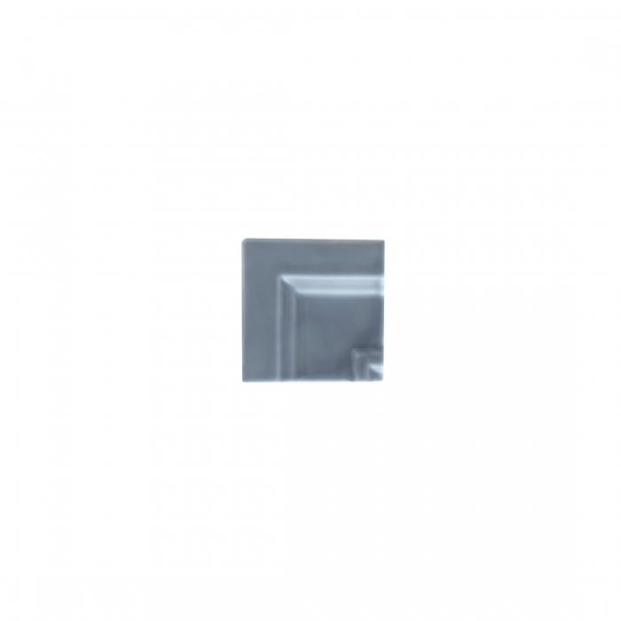 ADEX-ADNE5605-ANGULO-MARCO CORNISACLASICA -7.5 cm-15 cm-NERI>STORM BLUE