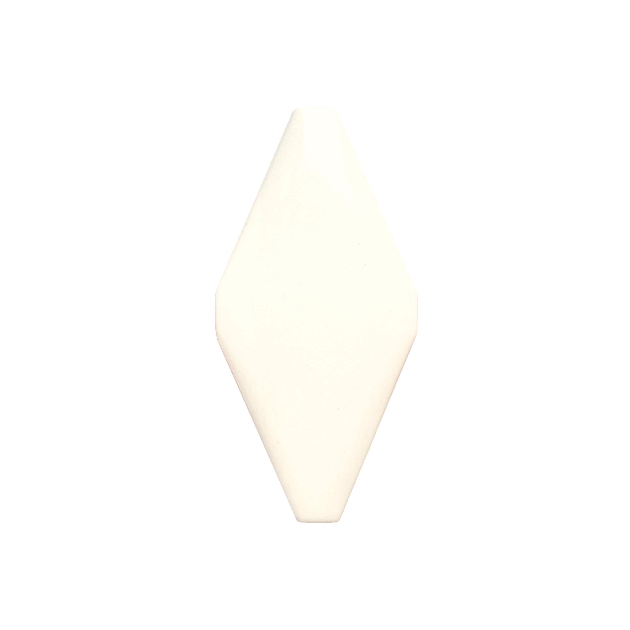 ADNE8007 - ROMBO ACOLCHADO BISCUIT - 10 cm X 20 cm