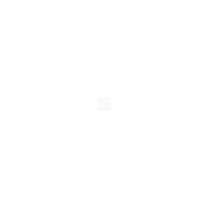 ADEX-ADNE8026-TACO-BLANCO Z -2 cm-2 cm-ROMBOS>LISO