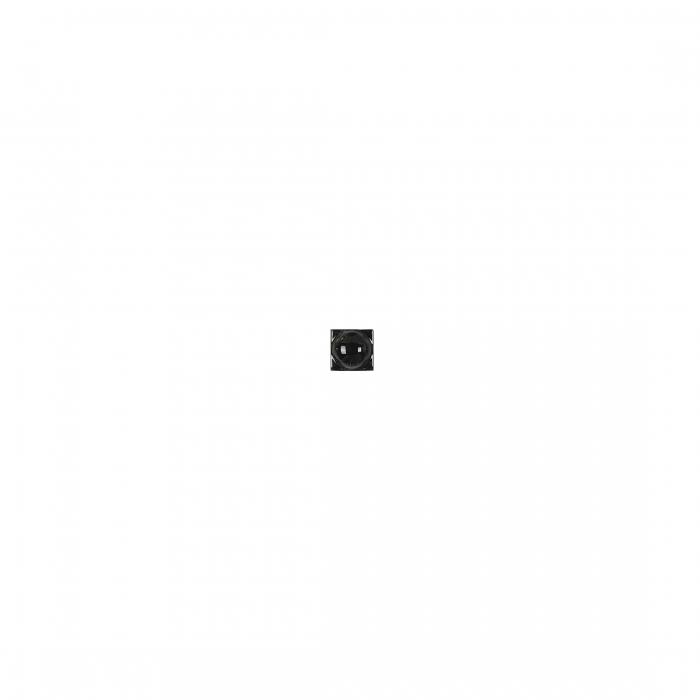ADEX-ADNE8035-TACO-ESFERA NEGRO -2 cm-2 cm-ROMBOS>