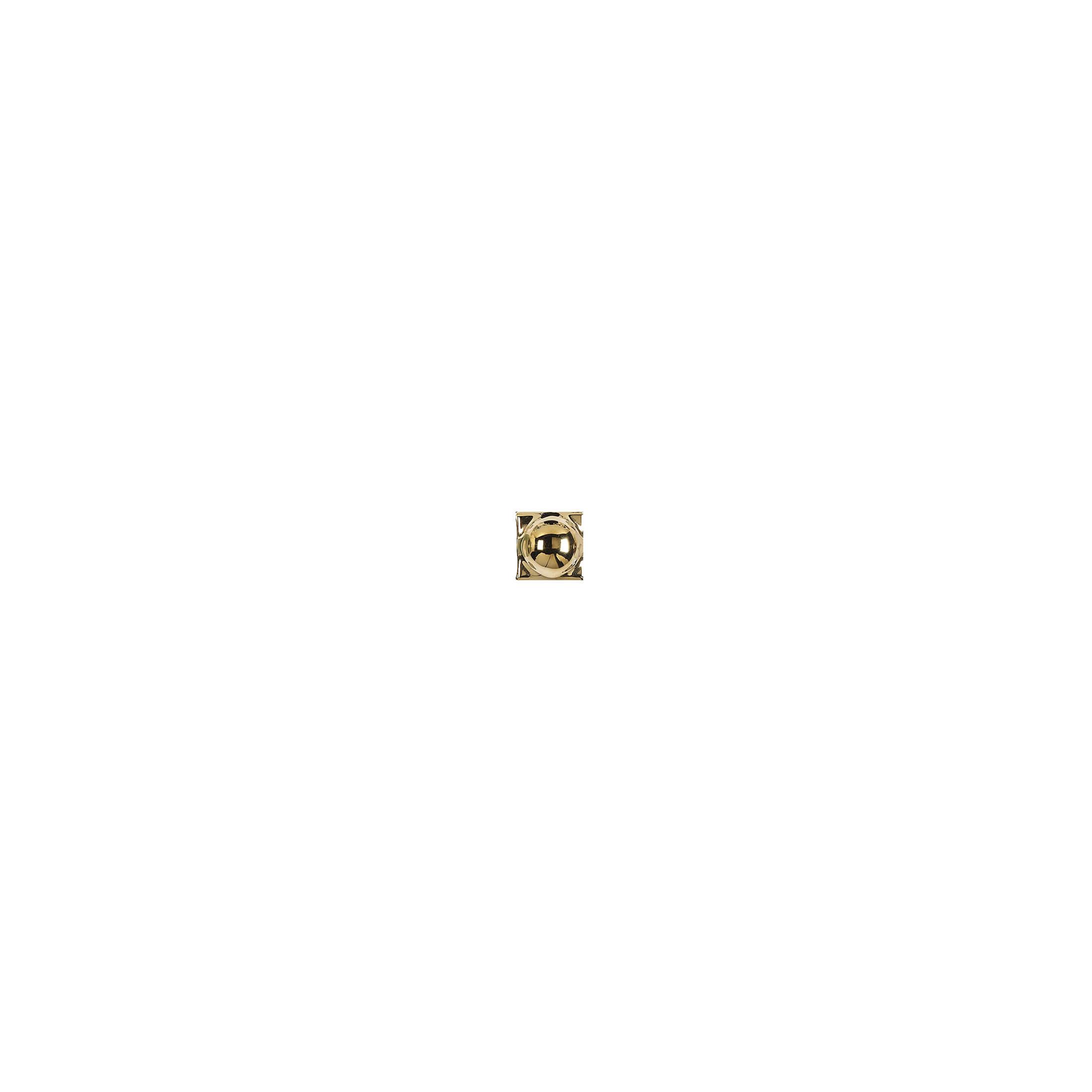 ADNE8059 - TACO ESFERA ORO - 2 cm X 2 cm