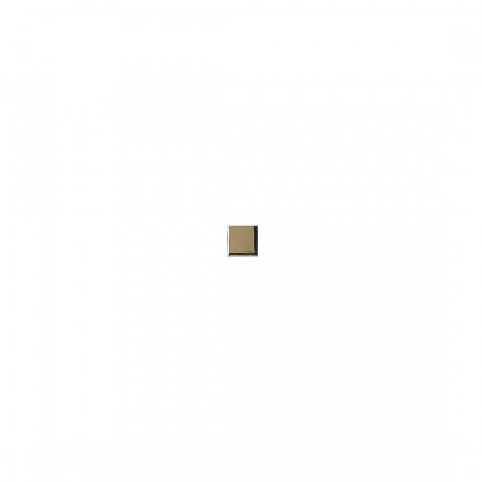 ADEX-ADNE8062-TACO-ORO  -2 cm-2 cm-ROMBOS>LISO