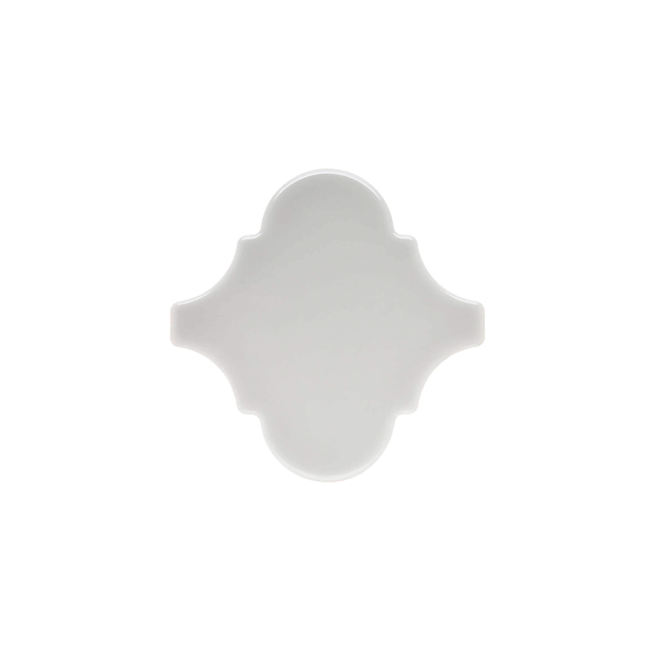 ADNE8113 - ARABESCO SILVER MIST - 15 cm X 15 cm