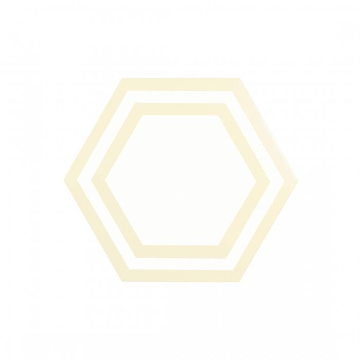 ADEX-ADPV9017-PAVIMENTO-DECO BONE -20 cm-23 cm-PAVIMENTO>HEXAGONO