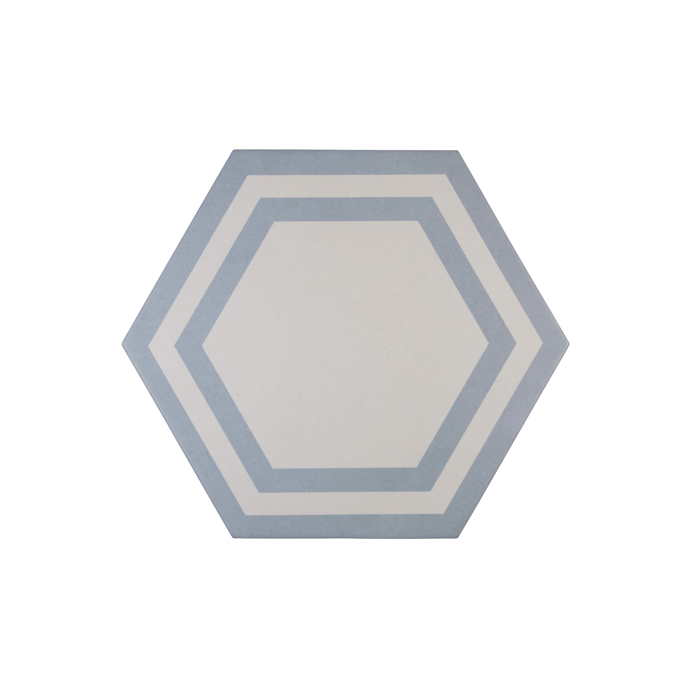 ADPV9021 - PAVIMENTO DECO AZURE - 20 cm X 2,3 cm
