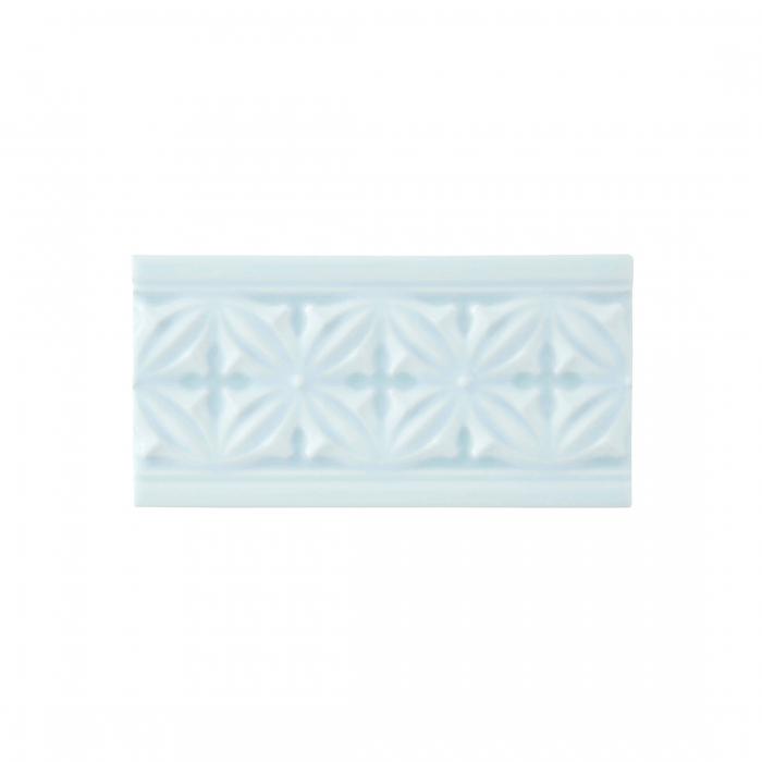 ADEX-ADST4081-RELIEVE-GABLES   -10 cm-19.8 cm-STUDIO>ICE BLUE