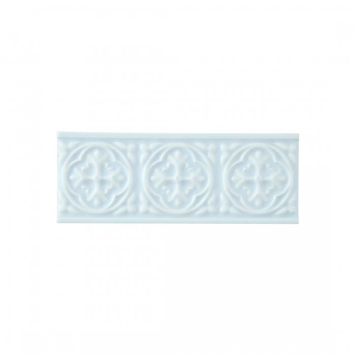 ADEX-ADST4082-RELIEVE-PALM BEACH  -7.5 cm-19.8 cm-STUDIO>ICE BLUE