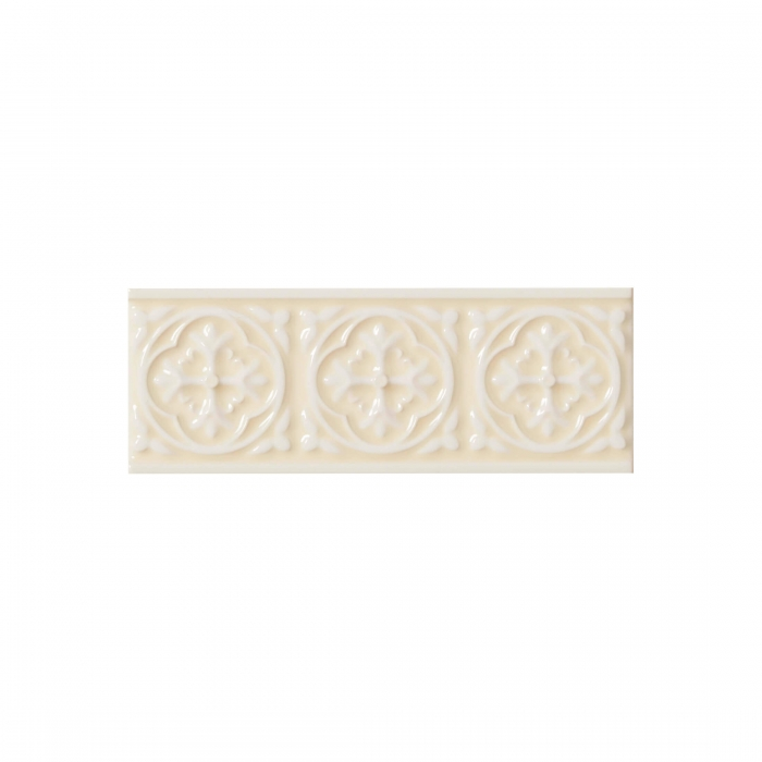ADEX-ADST4085-RELIEVE-PALM BEACH  -7.5 cm-19.8 cm-STUDIO>ALMOND