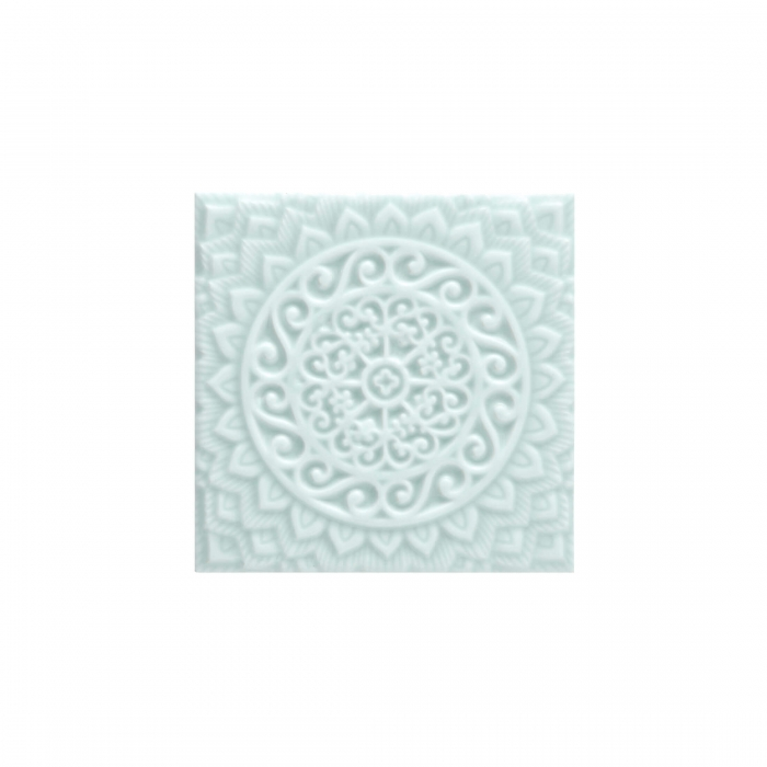 ADEX-ADST4104-RELIEVE-MANDALA UNIVERSE  -14.8 cm-14.8 cm-STUDIO>FERN