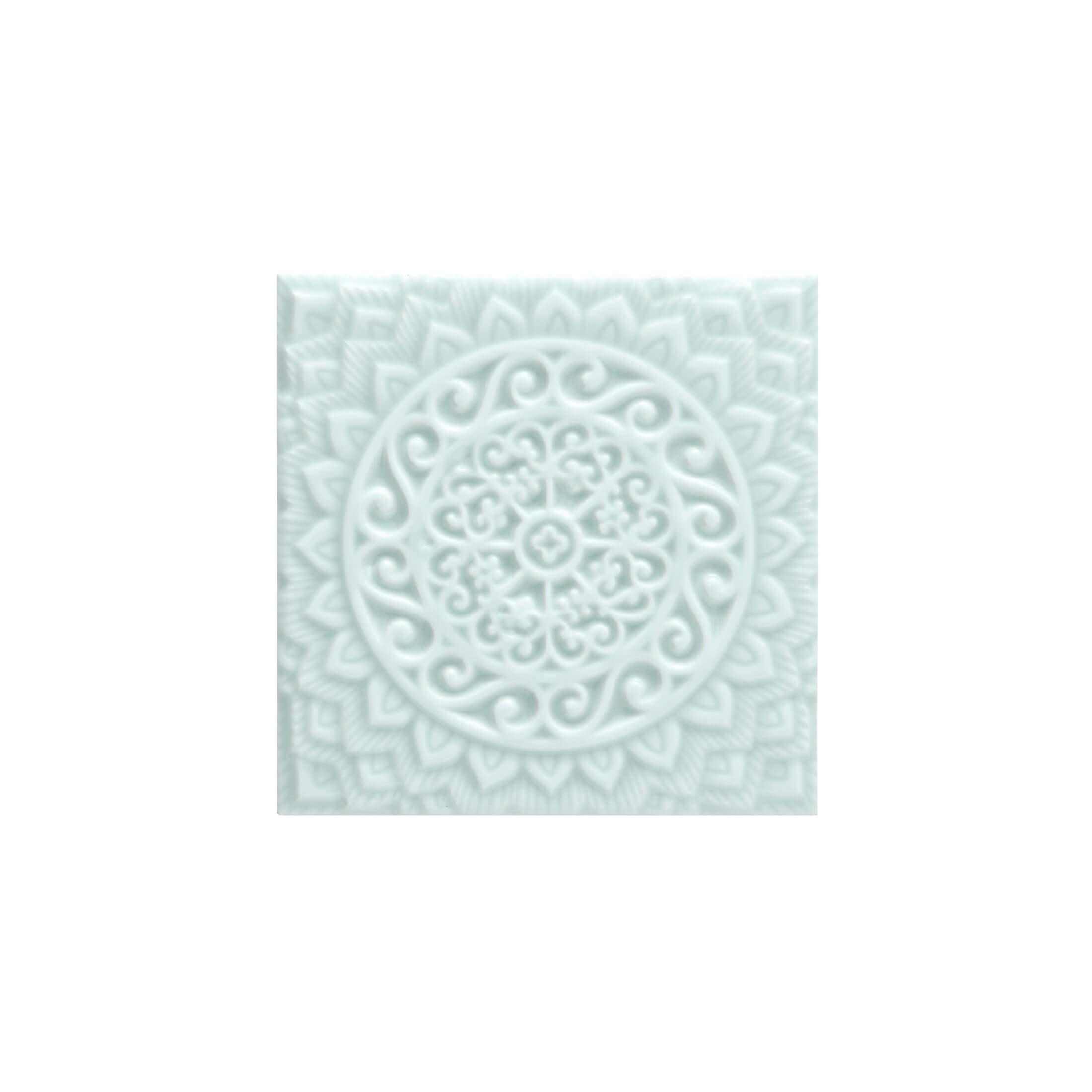 ADST4104 - RELIEVE MANDALA UNIVERSE - 14.8 cm X 14.8 cm