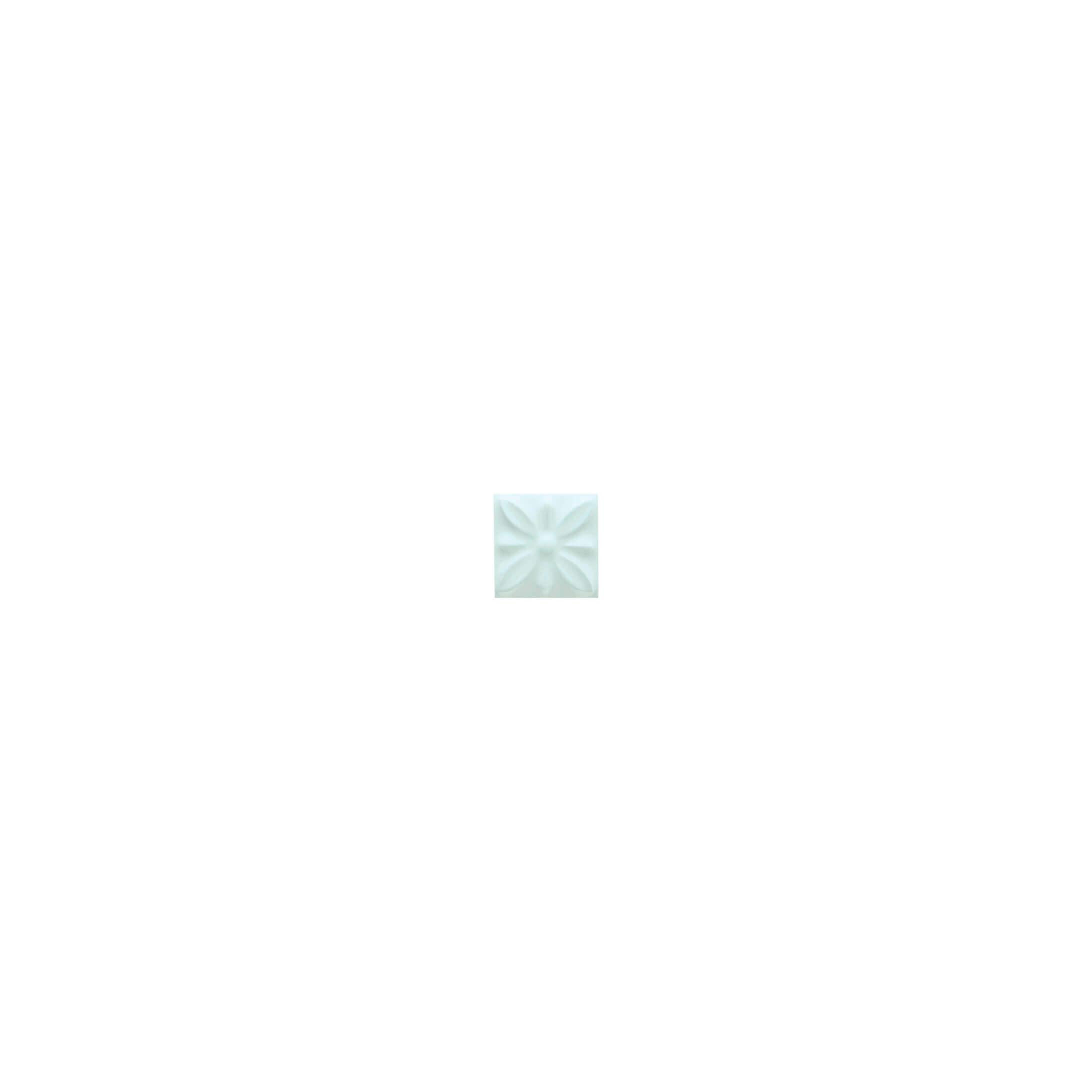 ADST4107 - TACO RELIEVE FLOR Nº 1 - 3 cm X 3 cm
