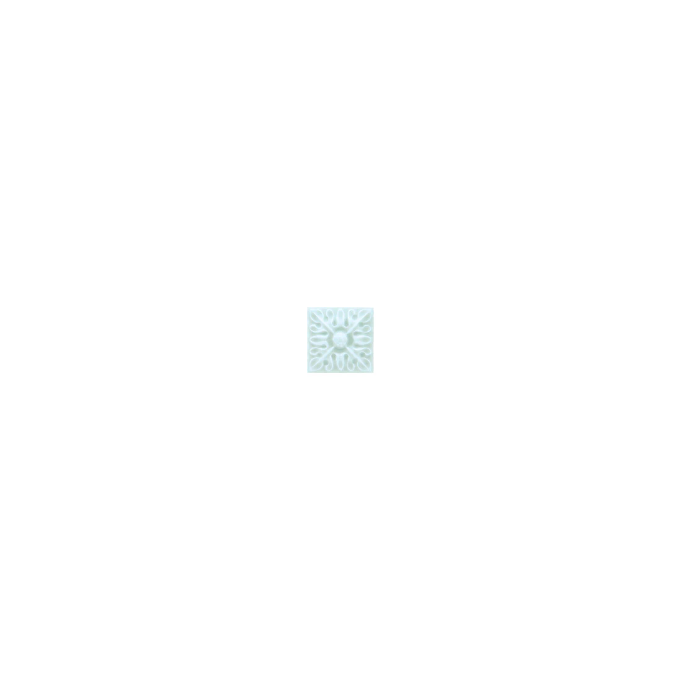ADST4108 - TACO RELIEVE FLOR Nº 2 - 3 cm X 3 cm
