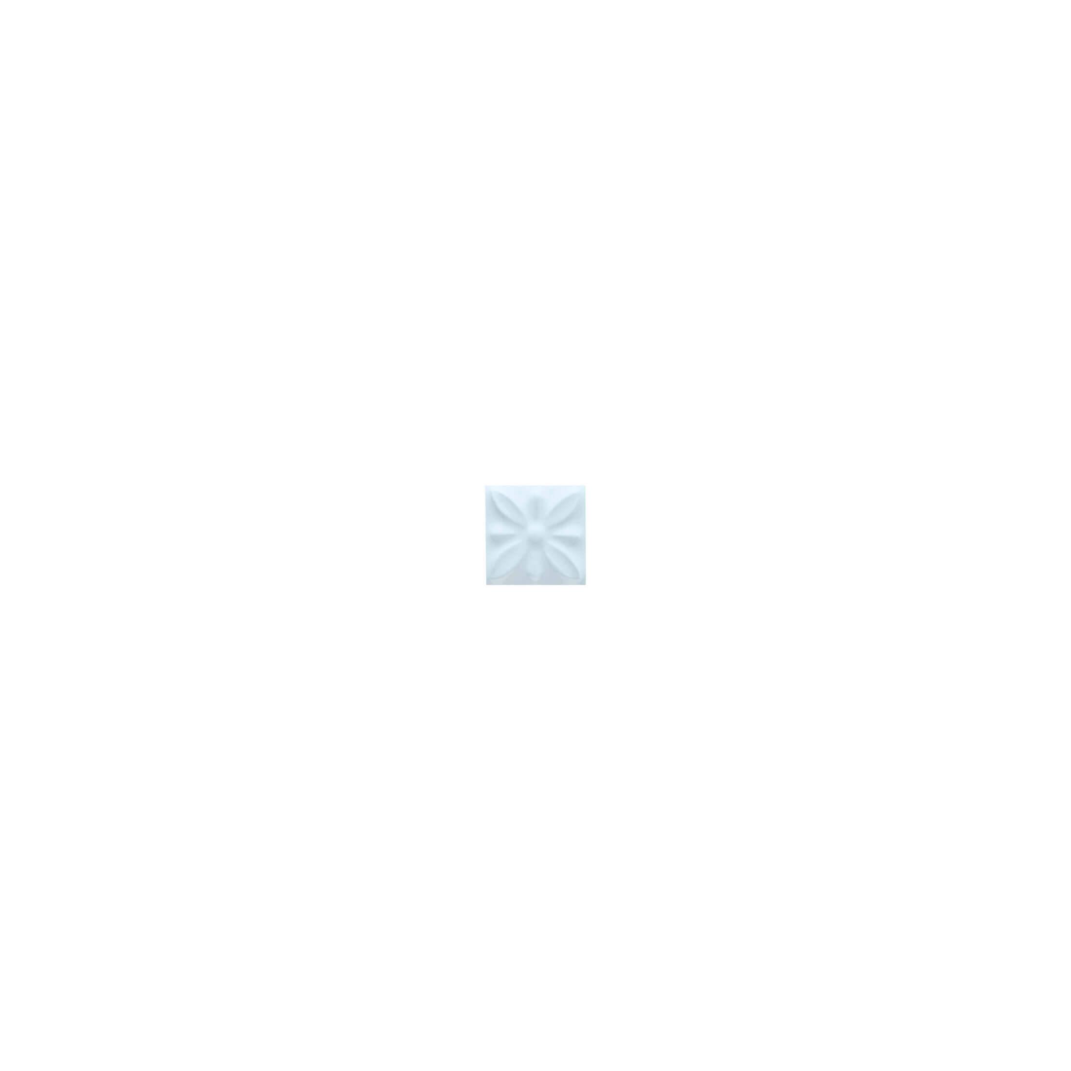 ADST4109 - TACO RELIEVE FLOR Nº 1 - 3 cm X 3 cm