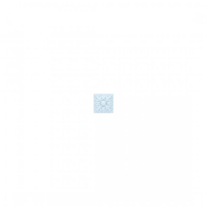 ADEX-ADST4110-TACO-RELIEVE FLOR Nº 2-3 cm-3 cm-STUDIO>ICE BLUE