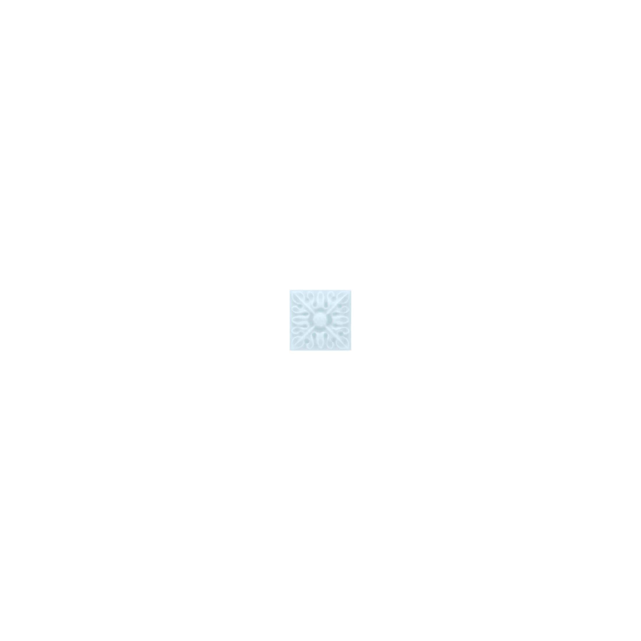 ADST4110 - TACO RELIEVE FLOR Nº 2 - 3 cm X 3 cm